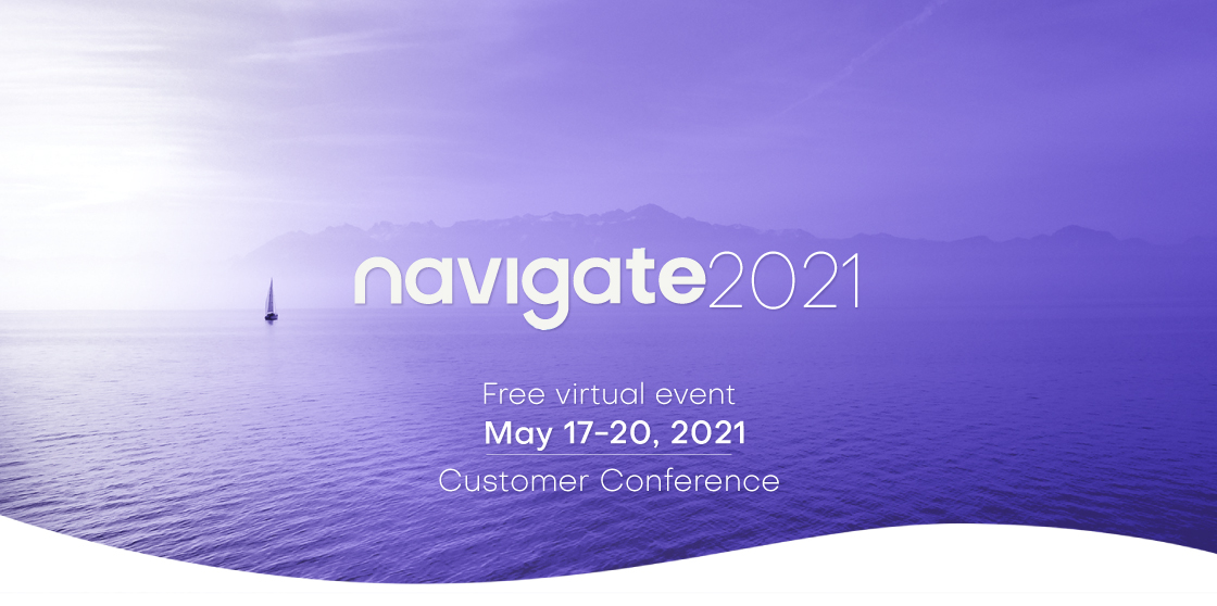 Announcing Naviga's User Conference: Navigate 2021